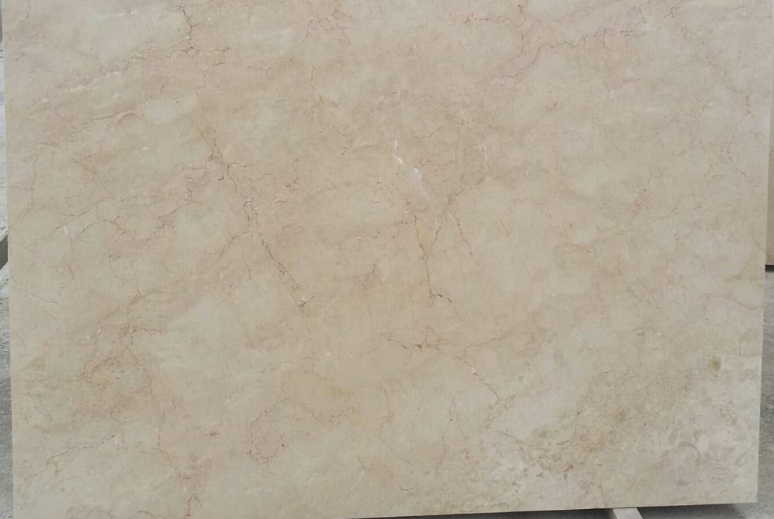 Cleopatra Luna Beige Marble Polished Marble Slabs