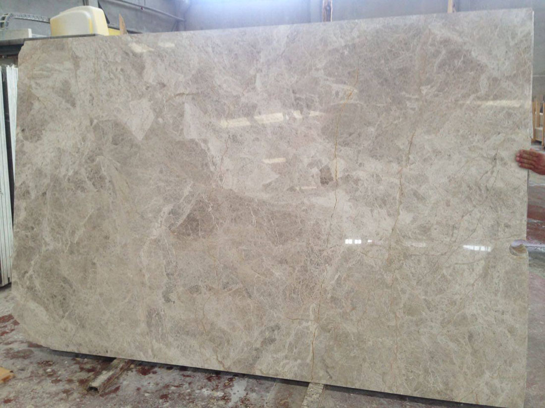 Cleopatra Silver Marble Polished Marble Slabs