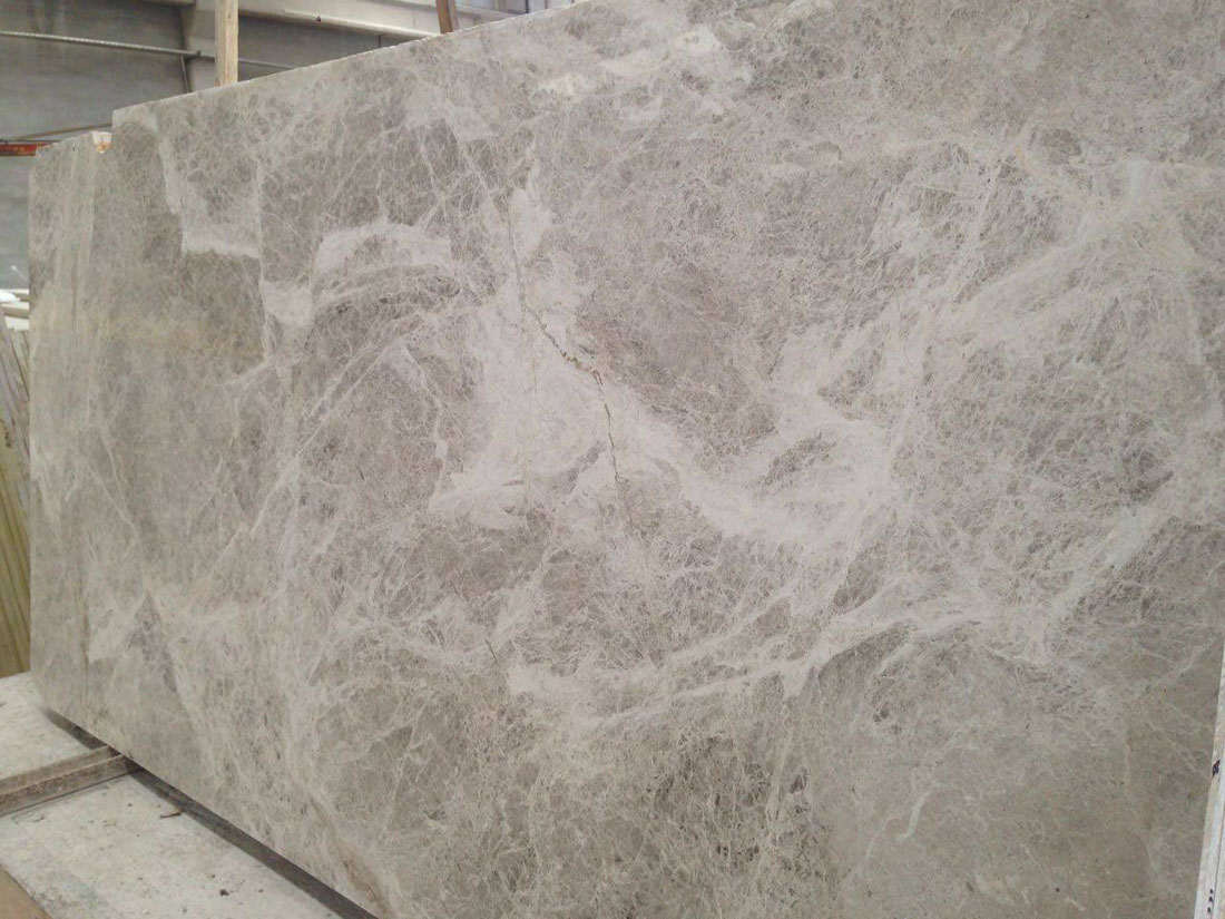 Cleopatra Silver Marble Slabs from Turkey