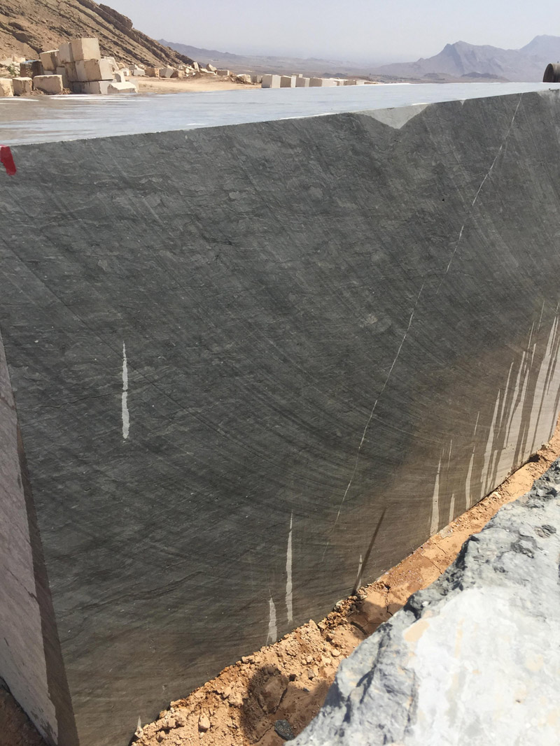 Casanova Grey Marble Natural Stone Blocks