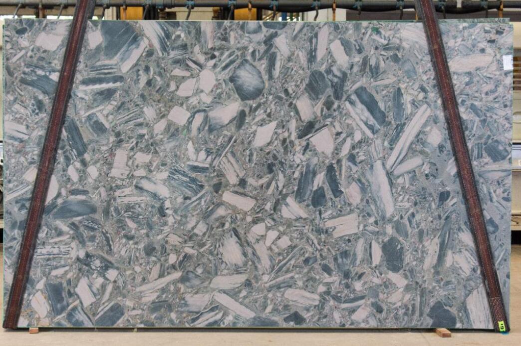 Cocada Blue Quartzite Stone Slabs for Countertops
