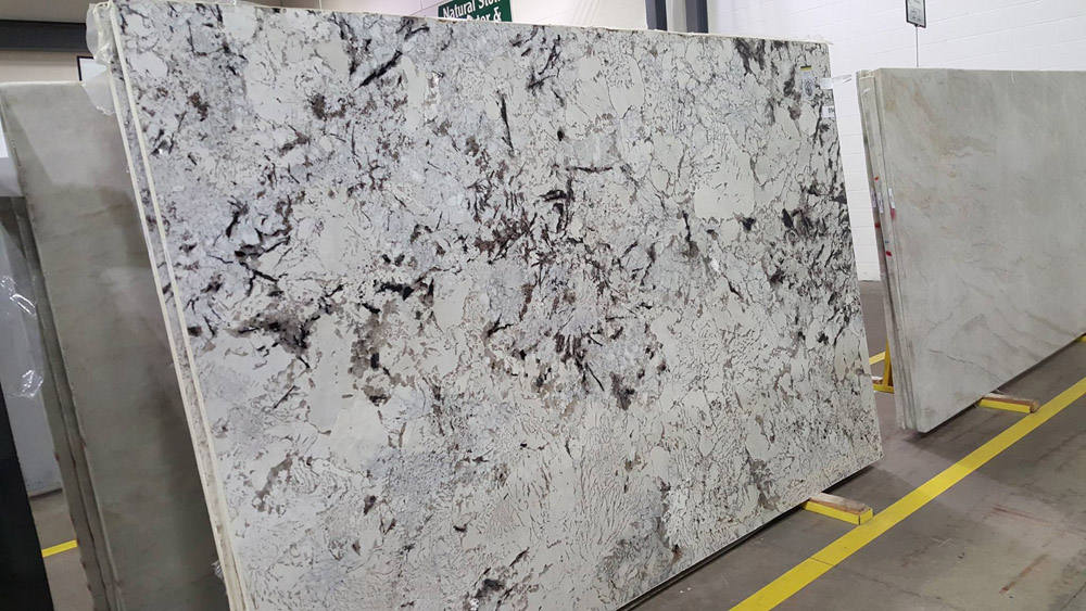 Cold Spring Granite Slabs White Polished Granite Slabs