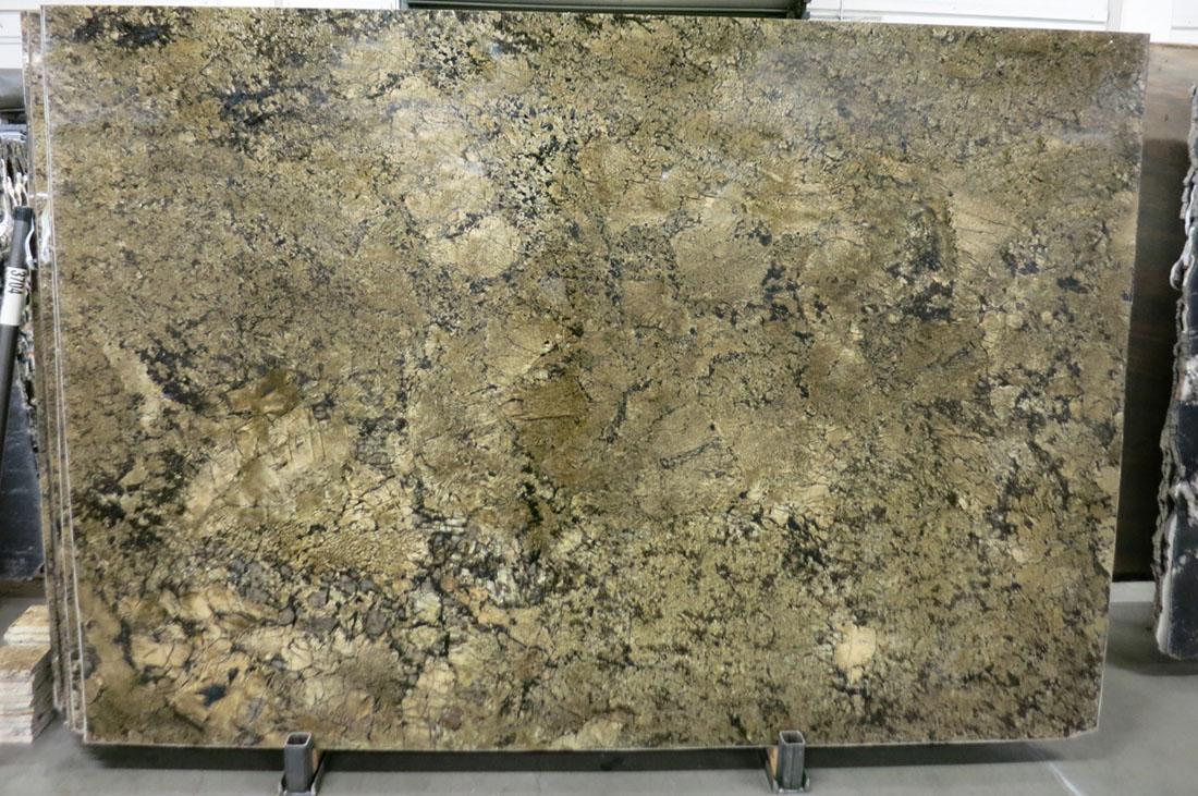 Coliseu Polished Granite Stone Slabs for Kitchen Countertops