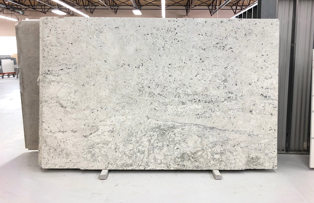 Colonial White Slab Indian Premium White Granite Stone Slabs