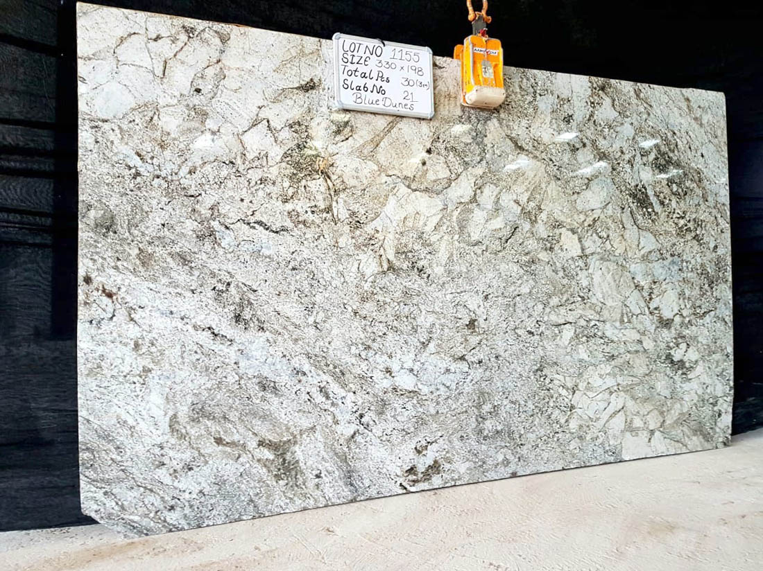 Competitive Blue Dunes Slabs for Export