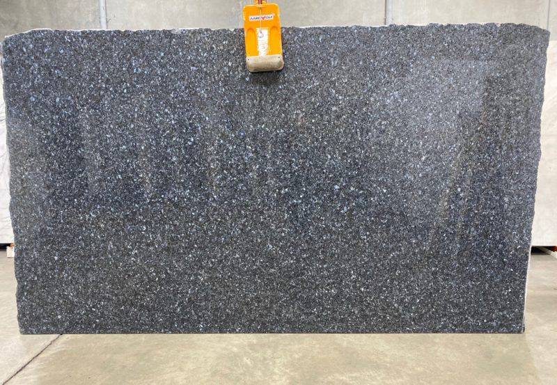 Competitive Blue Pearl Polished Granite Stone Slabs for Kitchen Countertops