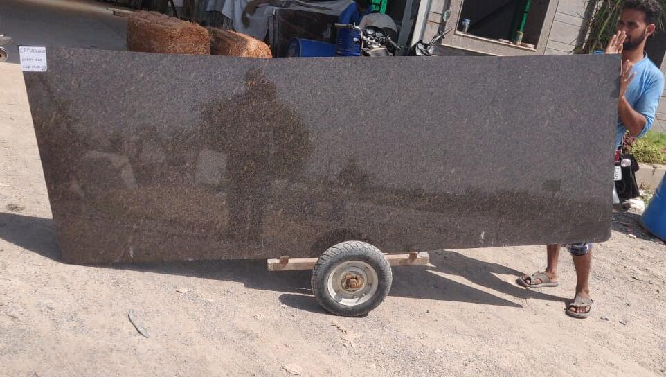 Competitive Cappuchino Slabs Polished Granite Slabs