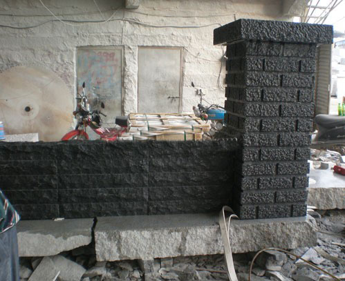 Competitive Chinese Black Wall Stones