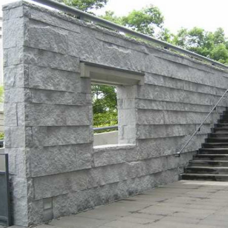 Competitive Chinese Grey Granite Stone Natural Granite Wall Stones
