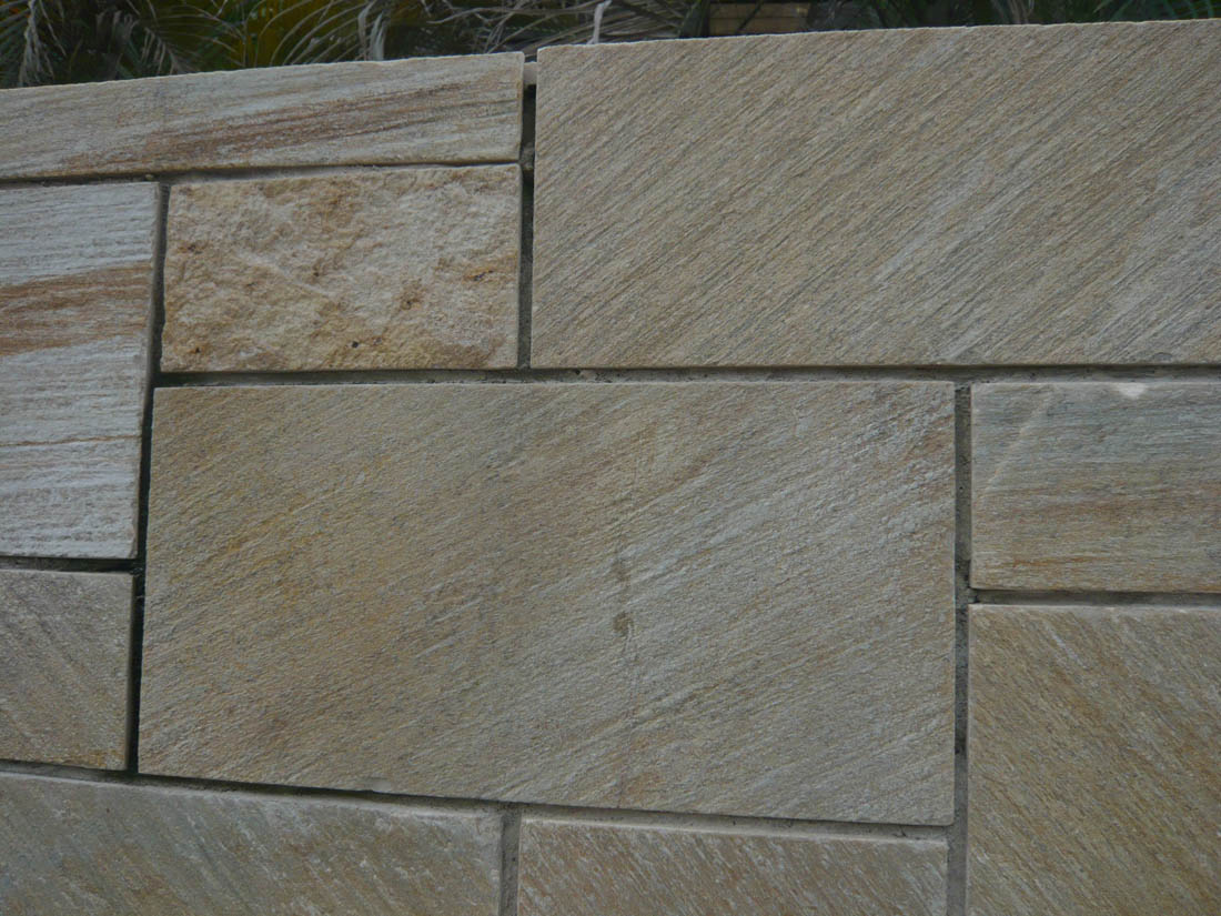 Competitive Chinese Yellow Stone for Wall