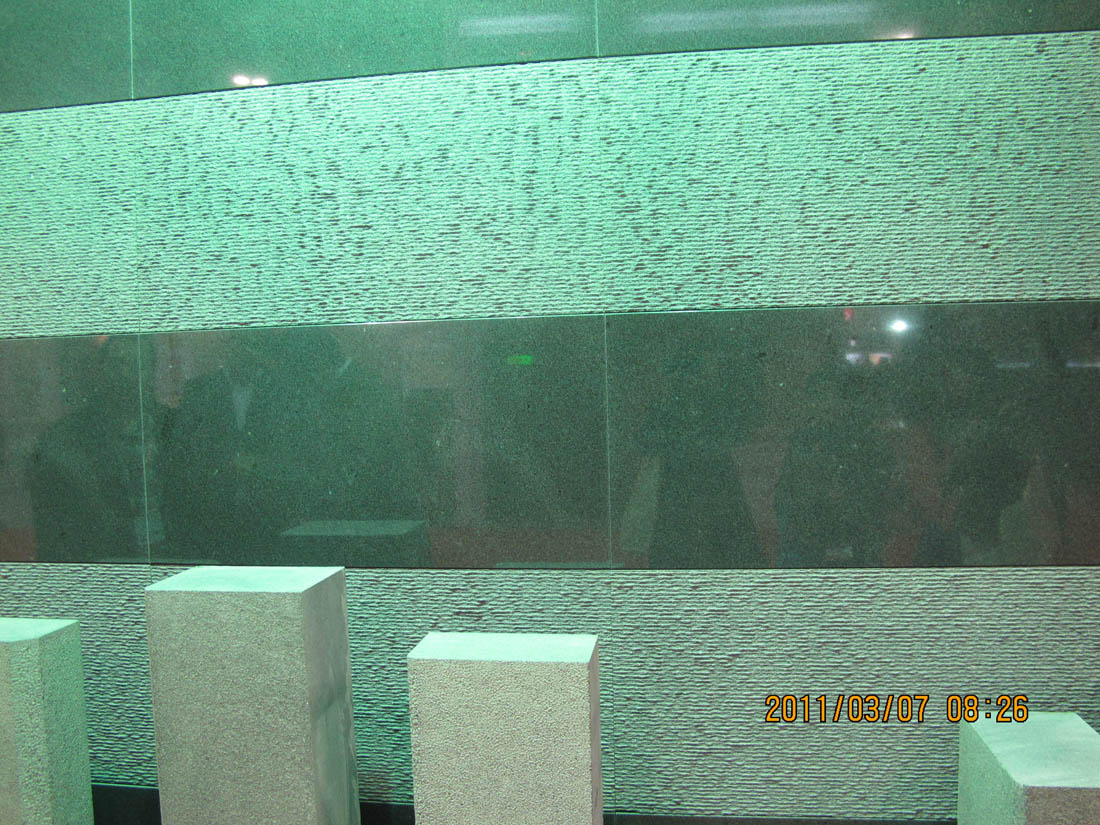 Competitive G654 Granite Wall Stones