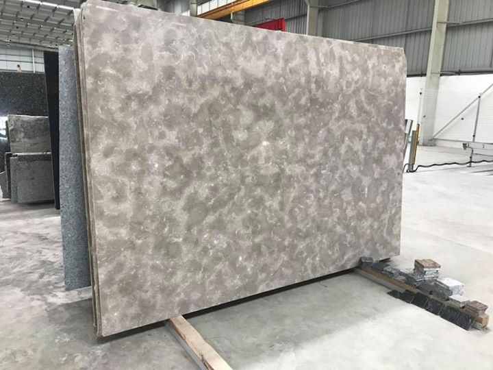 Competitive Grey Marble Slabs Lady Grey Marble Slabs