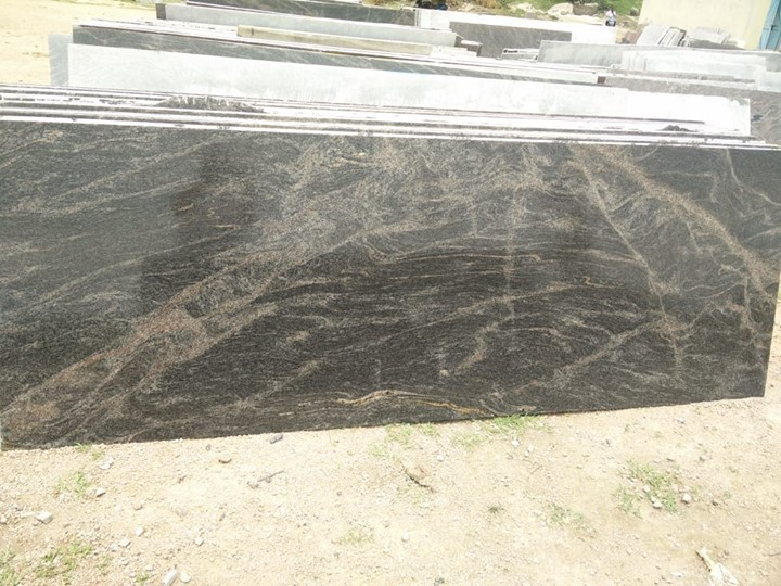 Competitive Himalayan Blue Granite for Countertops