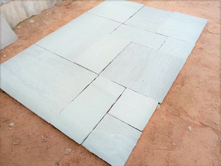 Competitive Kandla Grey Sandstone for Paving