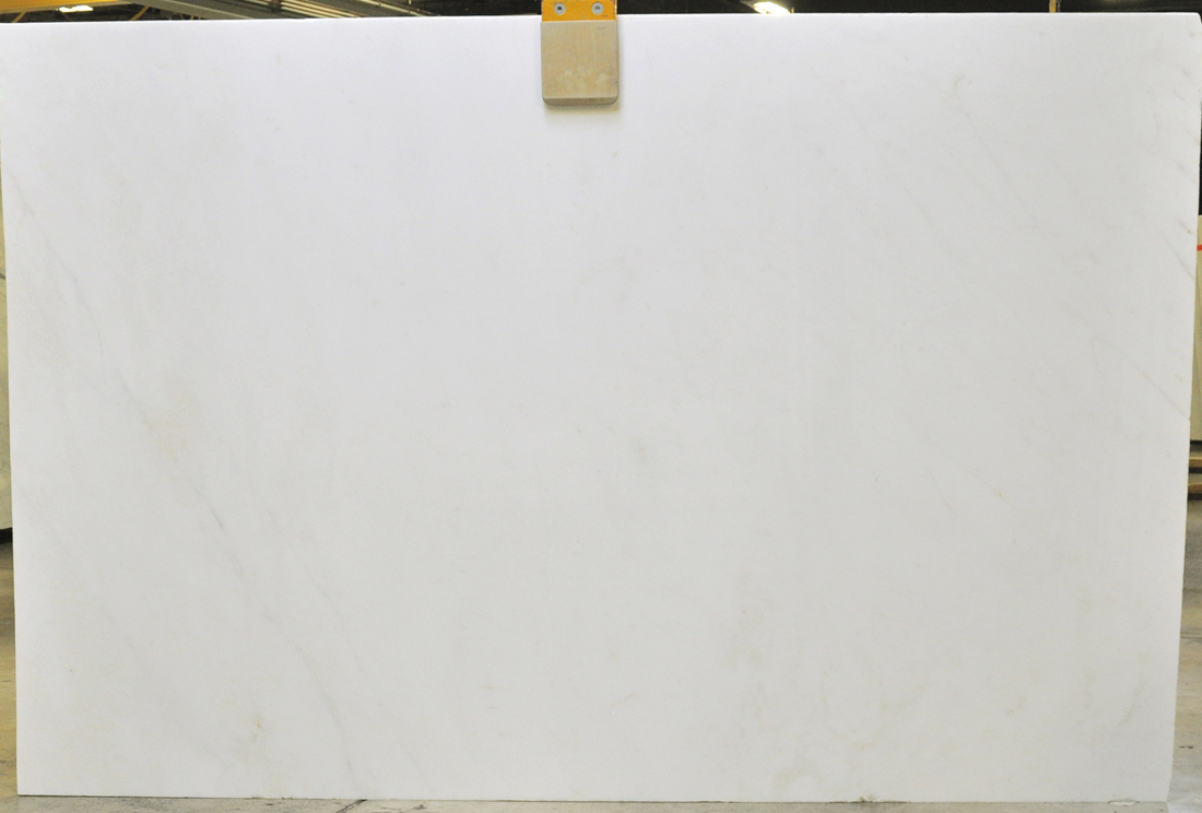 Competitive Namibian White 3cm Polished Marble Slabs