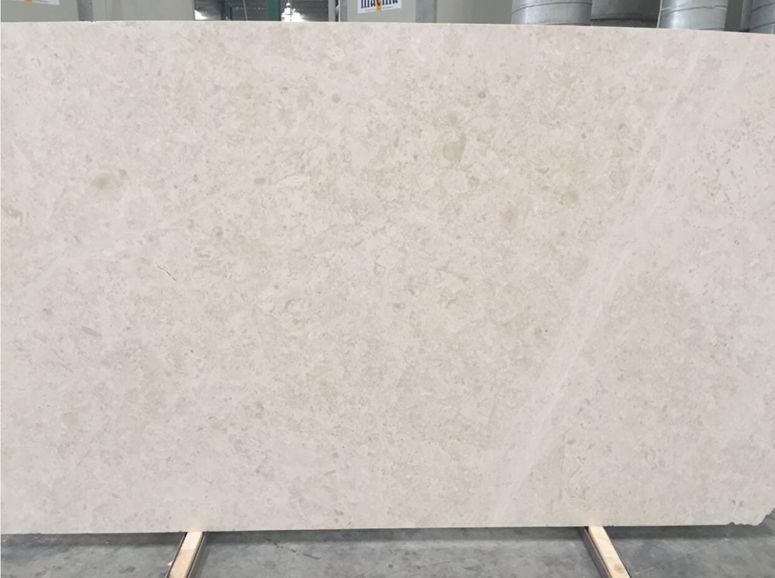 Competitive Sahara Beige Marble Slabs Polished Marble Stone Slabs