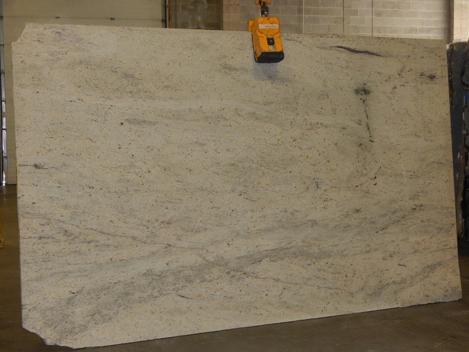 Competitive Shivakashi Ivory Slabs Granite Slabs
