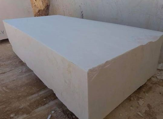Competitive Thassos White Block Natural Marble Blocks