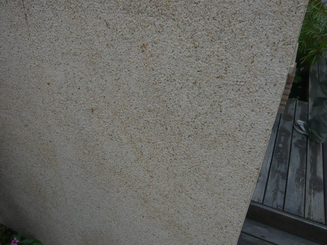 Competitive Yellow Granite Chinese Granite Wall Stones