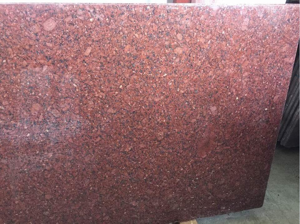 Coral Red Granite Slabs