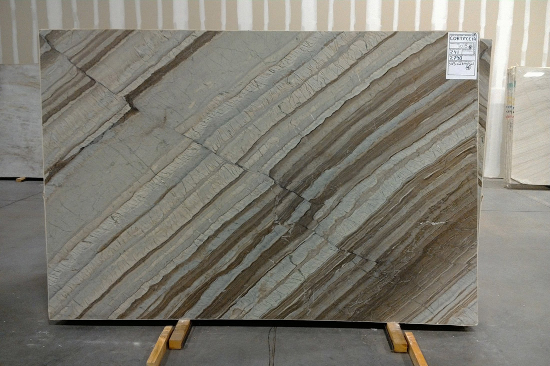 Corteccia Quartzite Slabs Brazilian Quartzite Slabs
