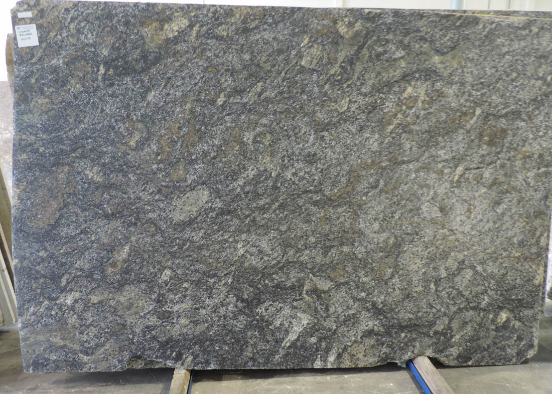 Cosmos Brushed Granite Slabs for Kitchen Countertops