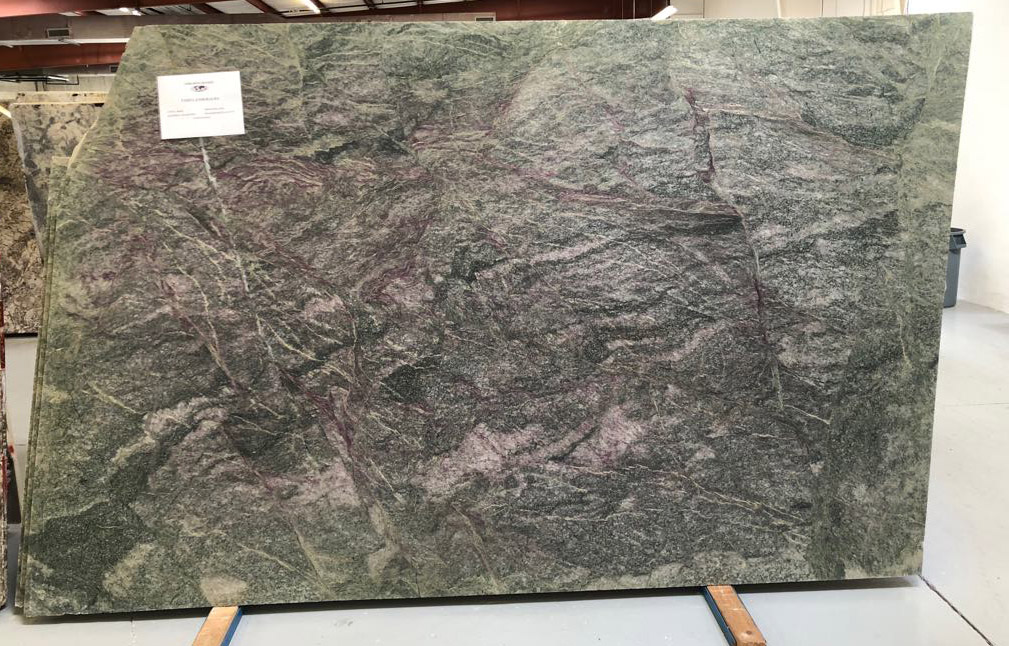 Costa Esmeralda Quartzite Slabs Brazilian Quartzite Slabs