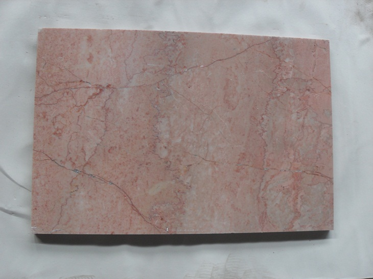 Cream Red Marble Tiles with High Quality
