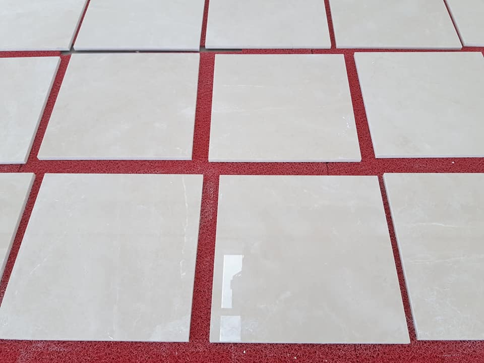 Crema Kamra Marble Tiles Polished Beige Marble Tiles for Flooring