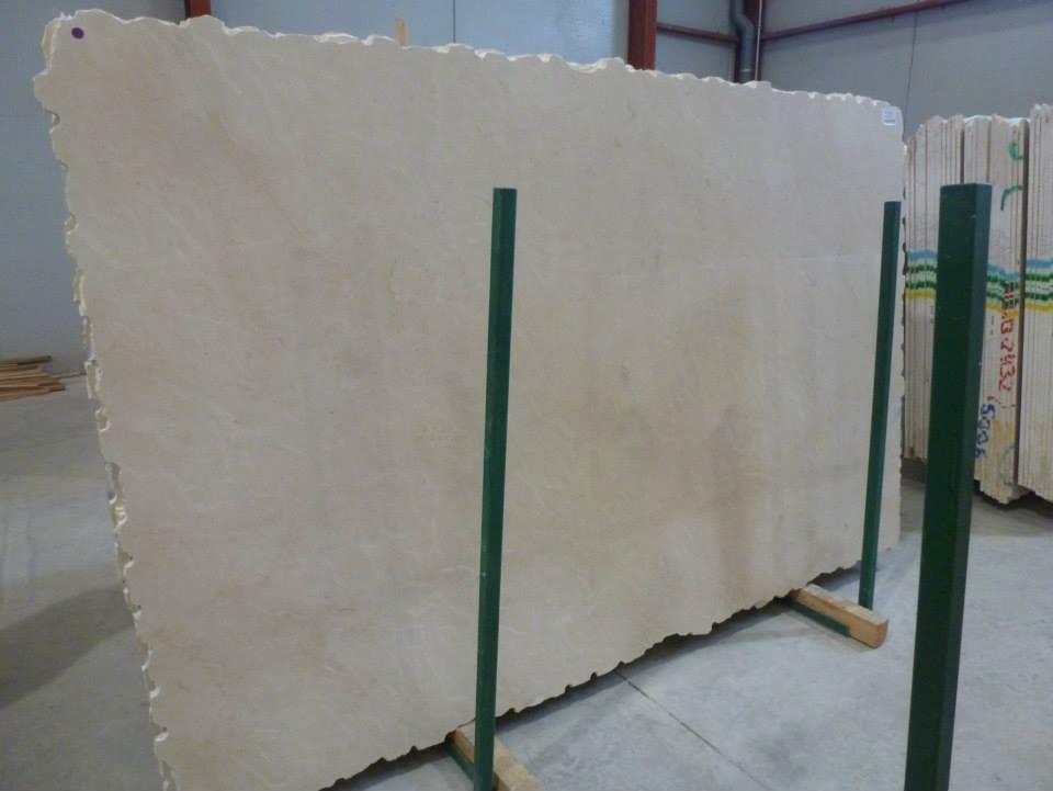 Crema Marfil 3CM Polished Beige Marble Slabs