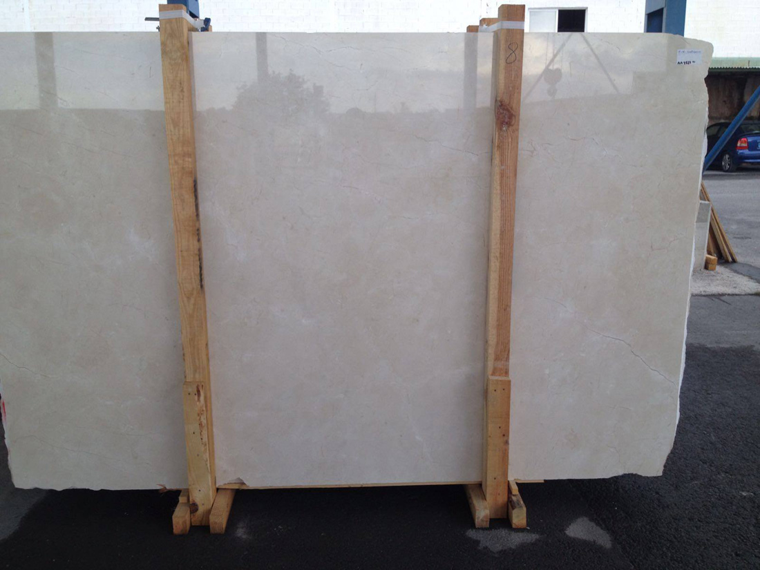 Crema Marfi Beige Slabs Polished Marble Slabs