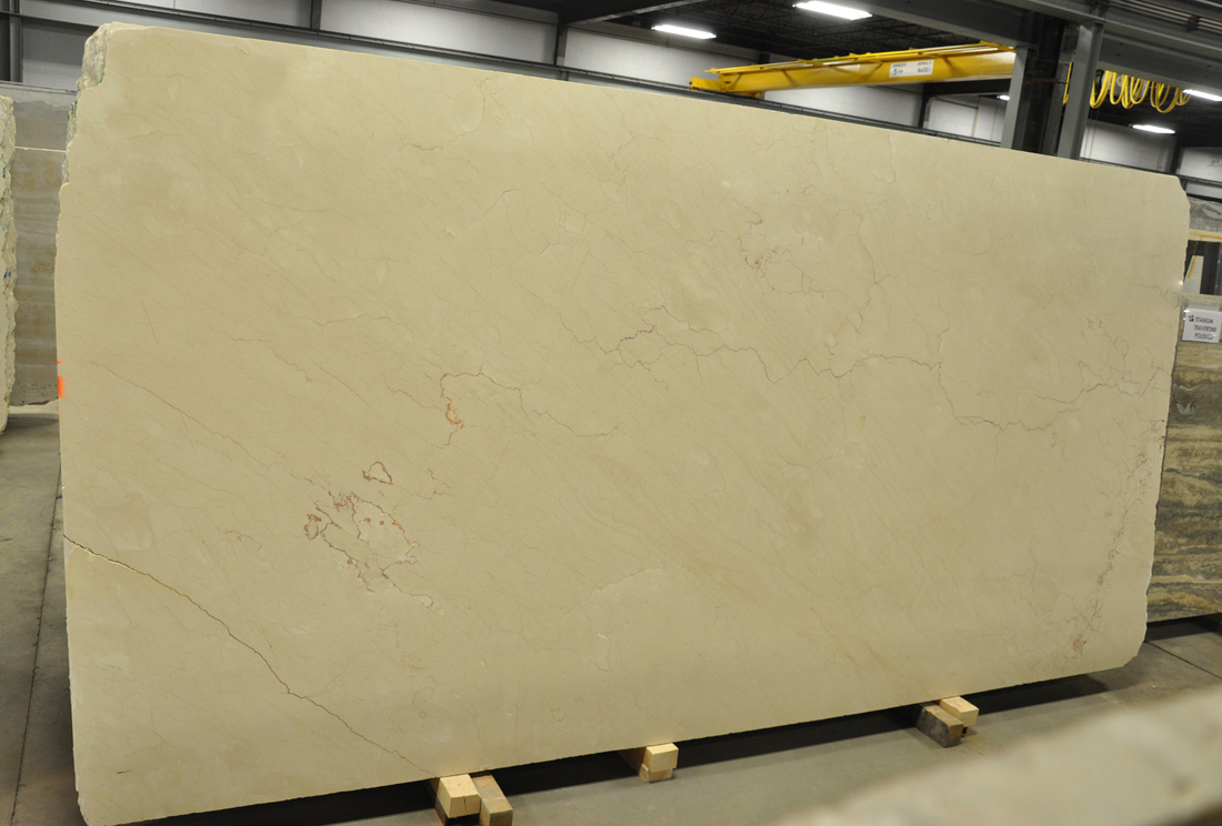 Crema Marfil Marble Slabs Beige Marble Stone from Spain
