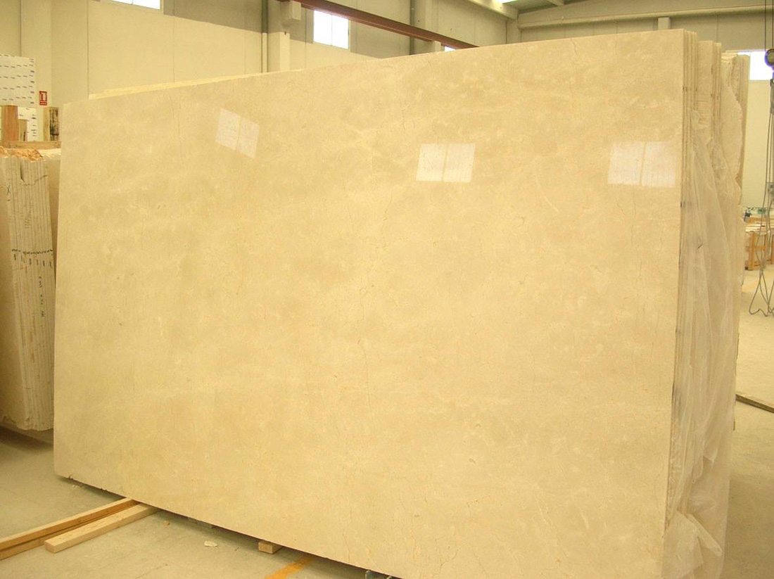 Crema Marfil Marble Slabs Polished Beige Marble Slabs with High Quality