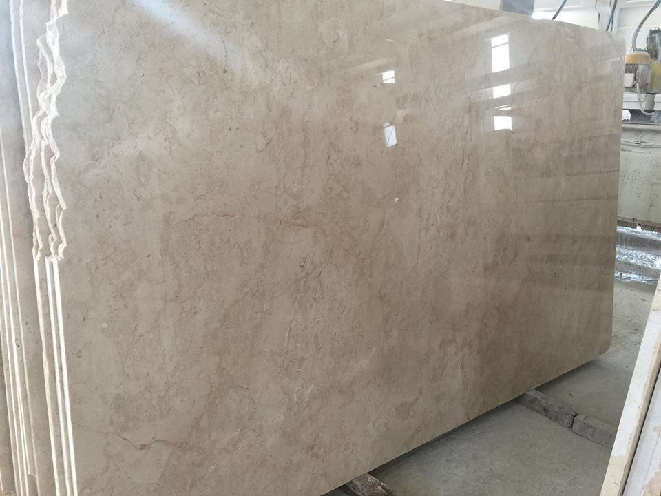 Crema Nova Marble Polished Beige Slabs
