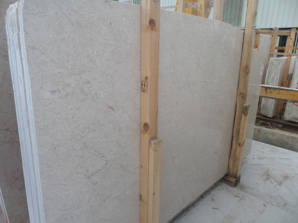 Crema Nova Marble Slabs Beige Turkey Marble Slabs for Walls