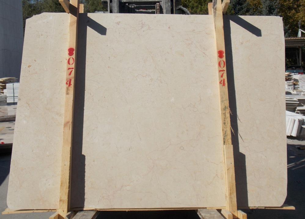Crema Nuova Marble Stone Slabs Turkish Beige Marble Slabs