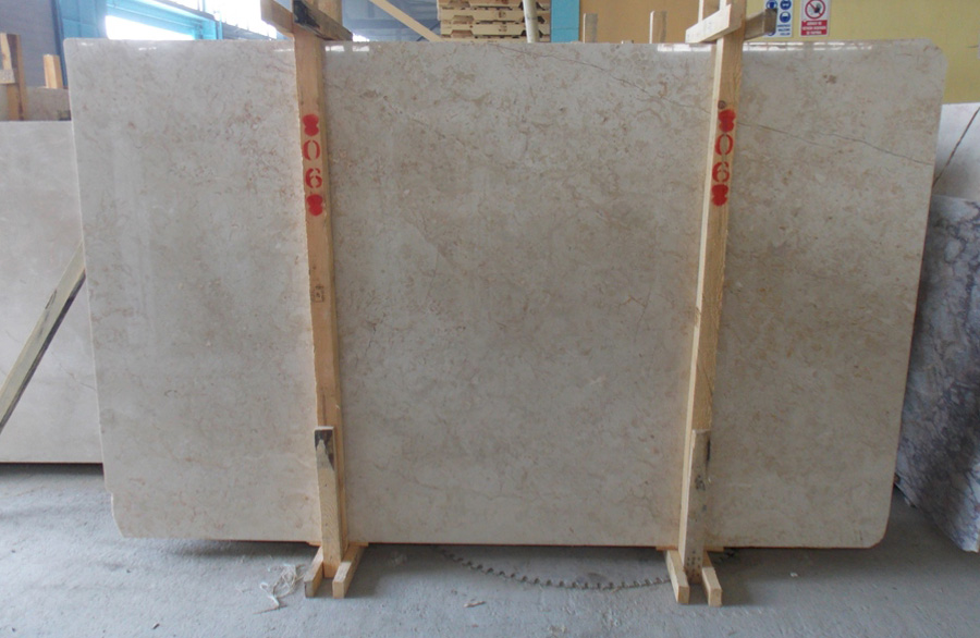 Crema Nuova Slabs Beige Marble Stone Slabs