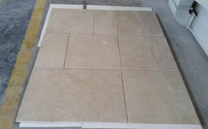 Crema Royal Marble Tiles Beige Marble Flooring Tiles