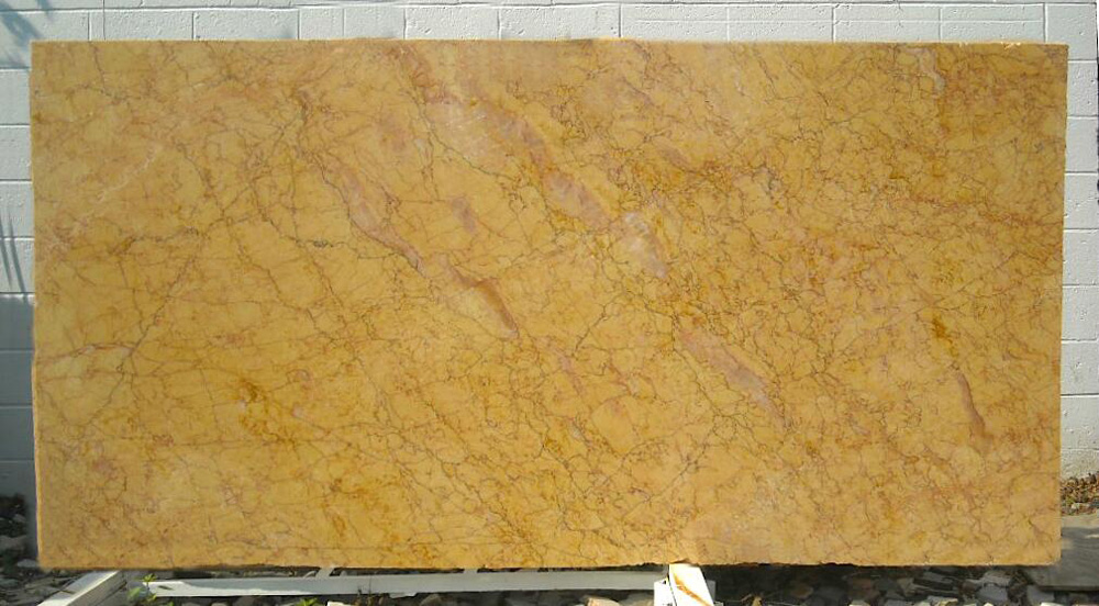 Crema Valencia Marble Spain Yellow Marble Stone Slabs