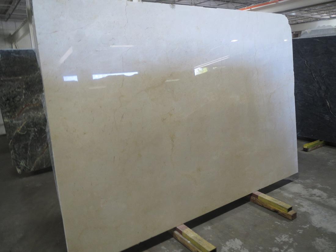 Creme Marfil Marble Polished Slab Beige Marble Slabs