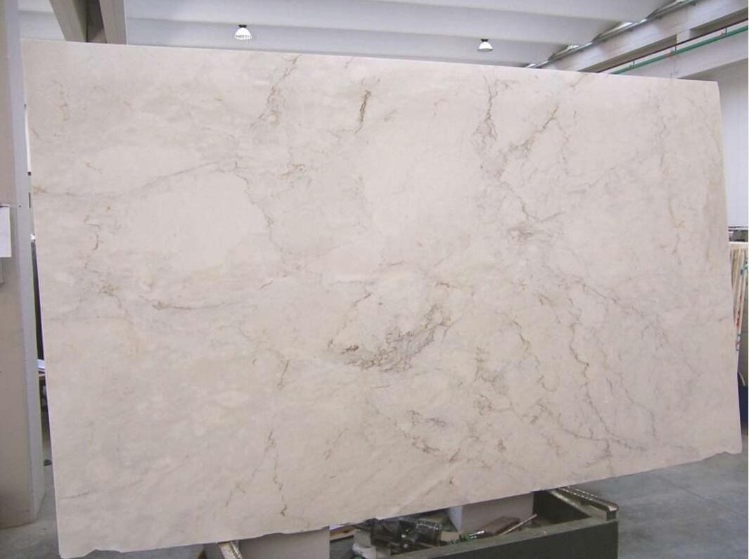 Cremo Delicato Beige Marble Slabs Polished Beige Marble Stone Slabs