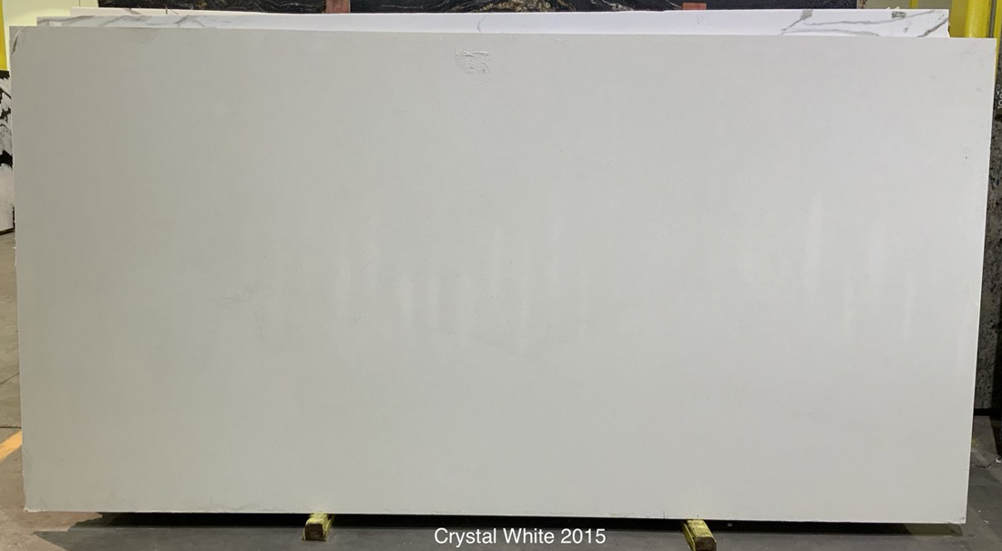 Crystal White Quartz Slabs Competitive Quartz Slabs for Countertops