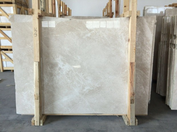 DARK CREAM Marble in Blocks Slabs