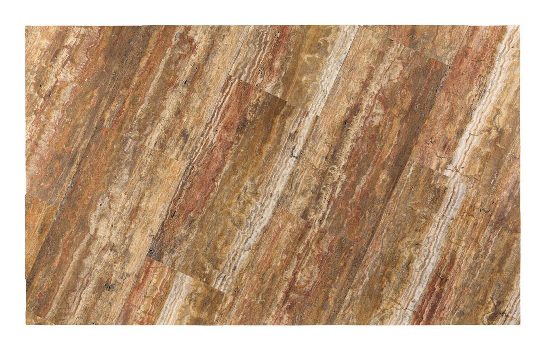 Da Vinci Travertine Tiles Brown Travertine Stone Paving Tiles