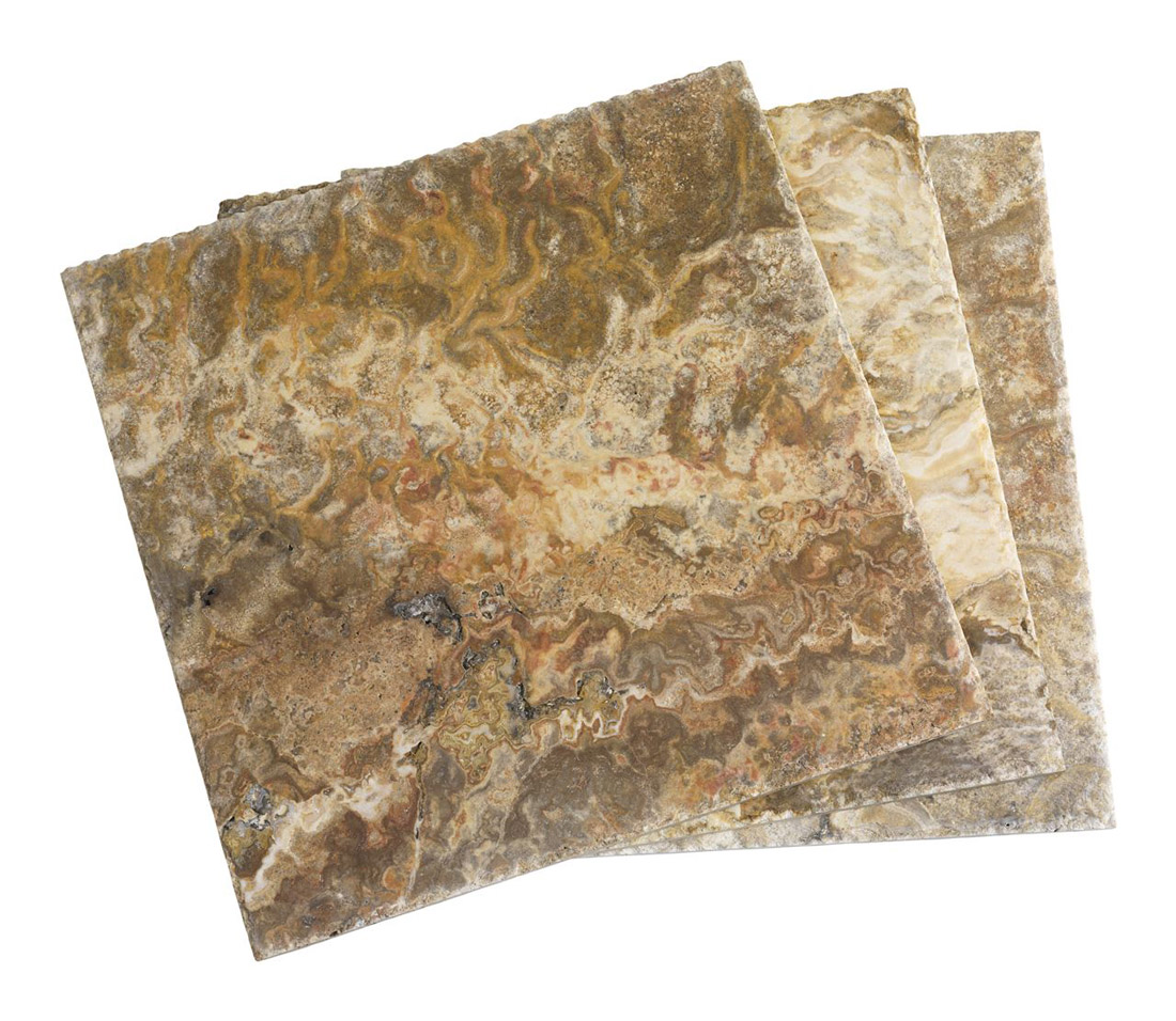 Da Vinci Travertine Tiles Brown Travertine Stone Tiles