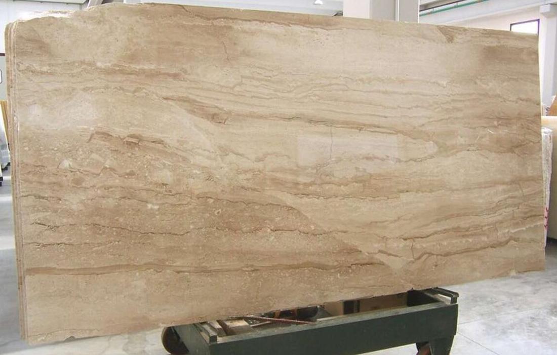 Daino Reale Marble Slabs Polished Beige Marble Polished Slabs