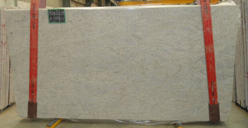 Dallas White Granite Slabs for Flooring and Walling