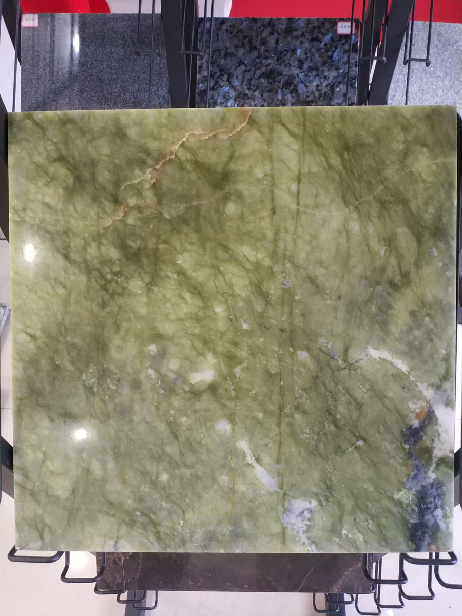Danton Green Marble Tiles Polishied Marble Tiles