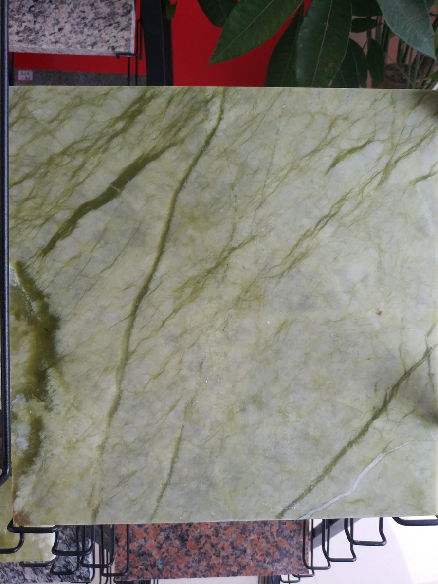 Danton Verde Green Marble Tiles from China