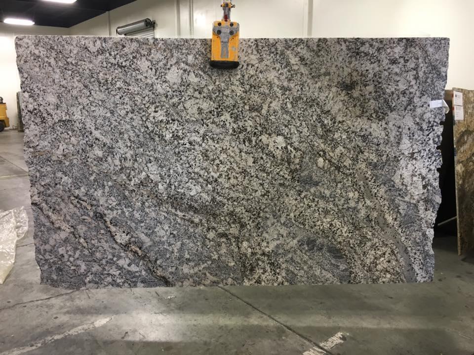 Danube Granite Grey Granite Slabs